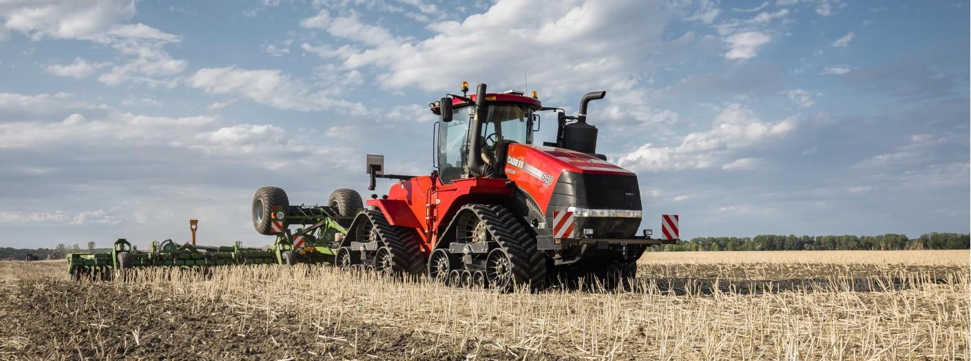 Трактори Case IH здобувають нагороду «Машина року 2019»