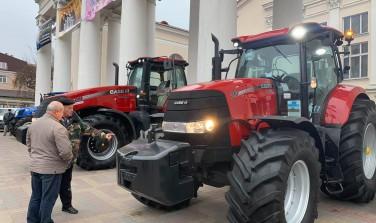 НФМ АГРО на Дне работников сельского хозяйства в м. Хмельницький