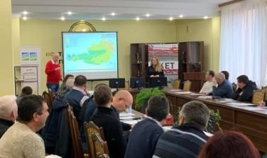 Семінар від Дунайская Соя Украина в Полтаві!
