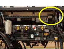 Освітлення зони технічного обслуговування та освітлення на штангах