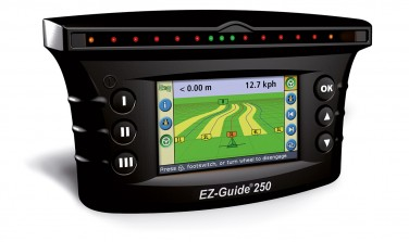 Система паралельного водіння EZ-Guide 250