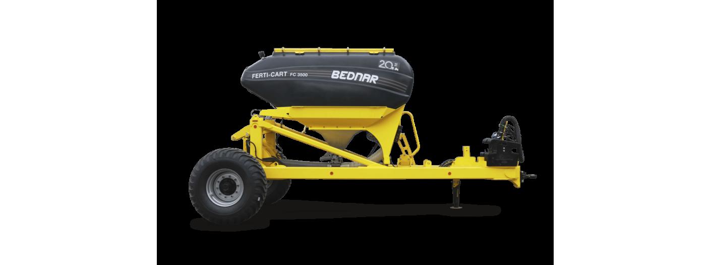 Бункер для внесения удобрений Bednar Ferti-Cart FC 3500