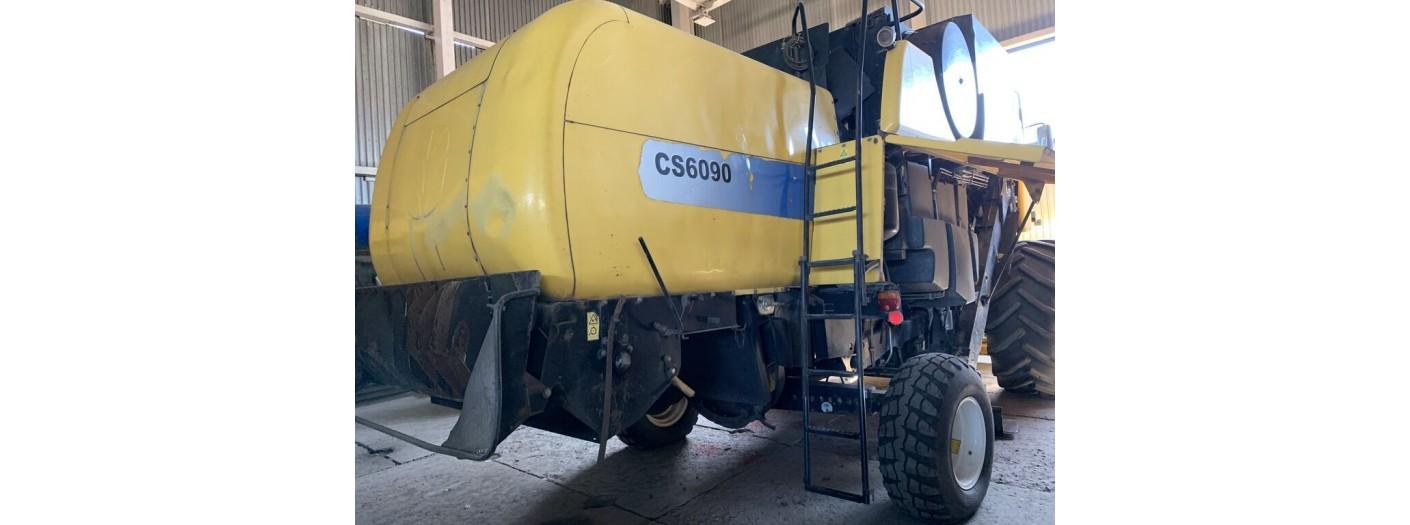 Зерноуборочный комбайн New Holland CS 6090 б/у
