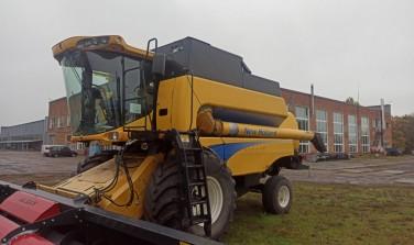 Комбайн зерноуборочный New Holland CSX 7080 б/у