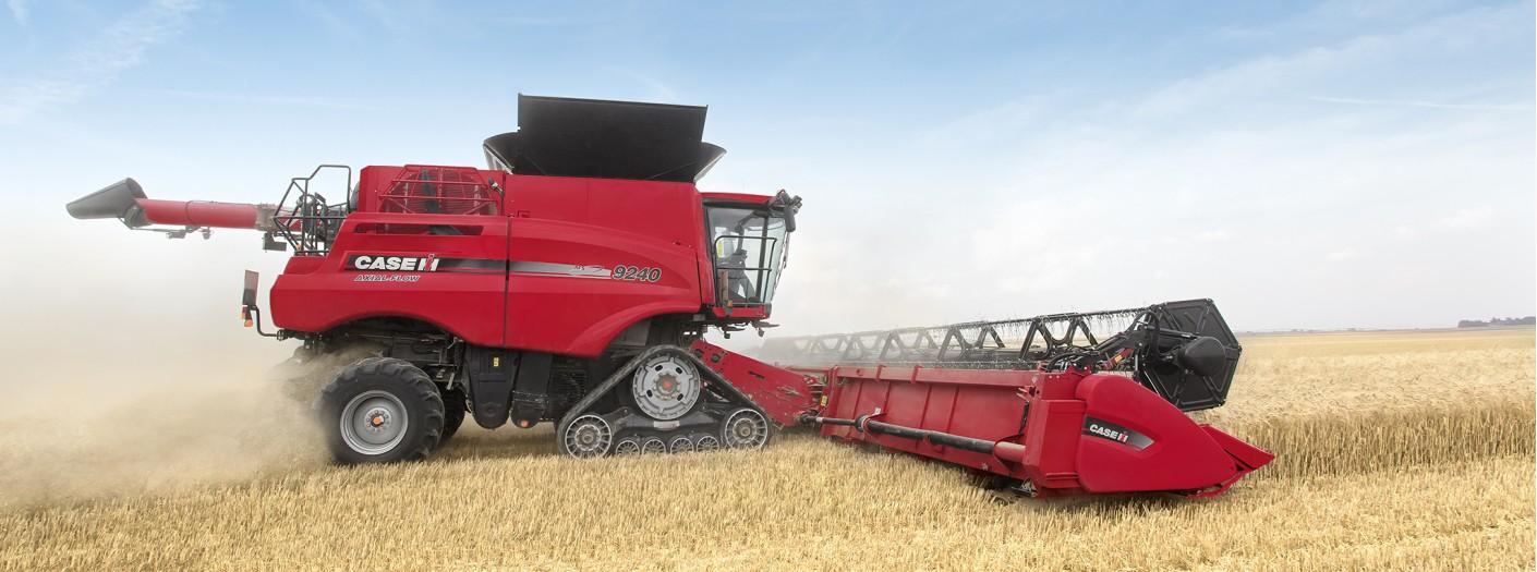 Комбайн зернозбиральний Case IH Axial-Flow 9240