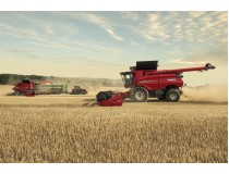Комбайн зернозбиральний Case IH Axial-Flow 7250