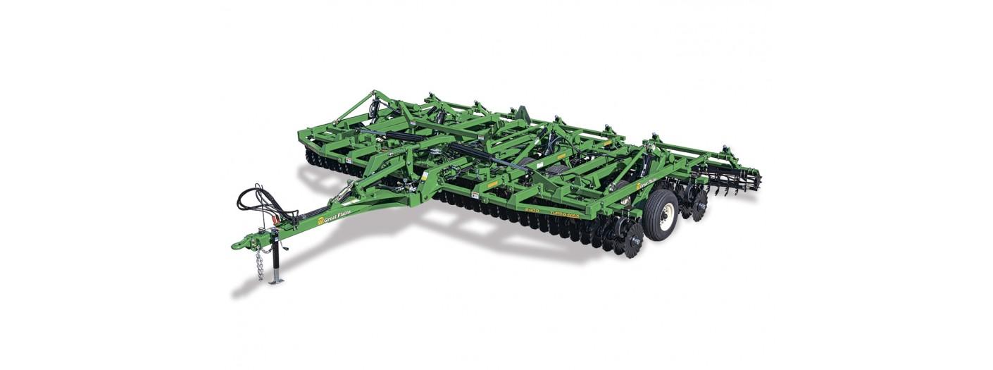 Дискатор для предпосевной обработки почвы Great Plains Turbo-Max