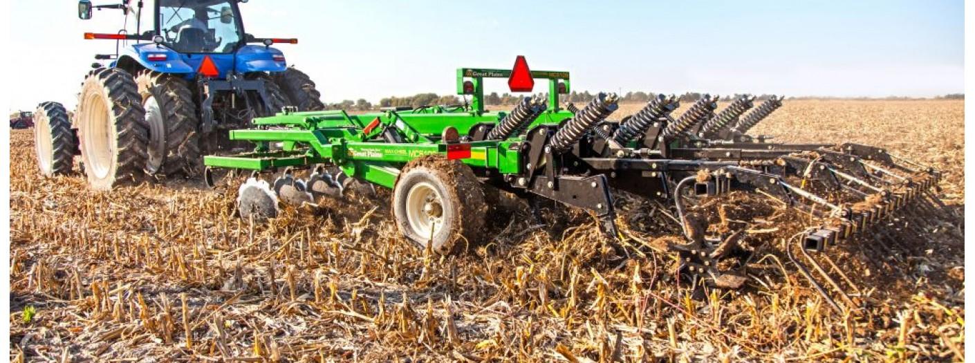 Агрегат для вертикальной обработки почвы Great Plains Макс-Чизель