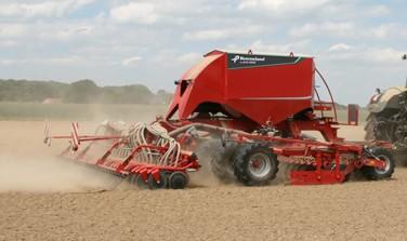 Зерновые сеялки Kverneland U-DRILL