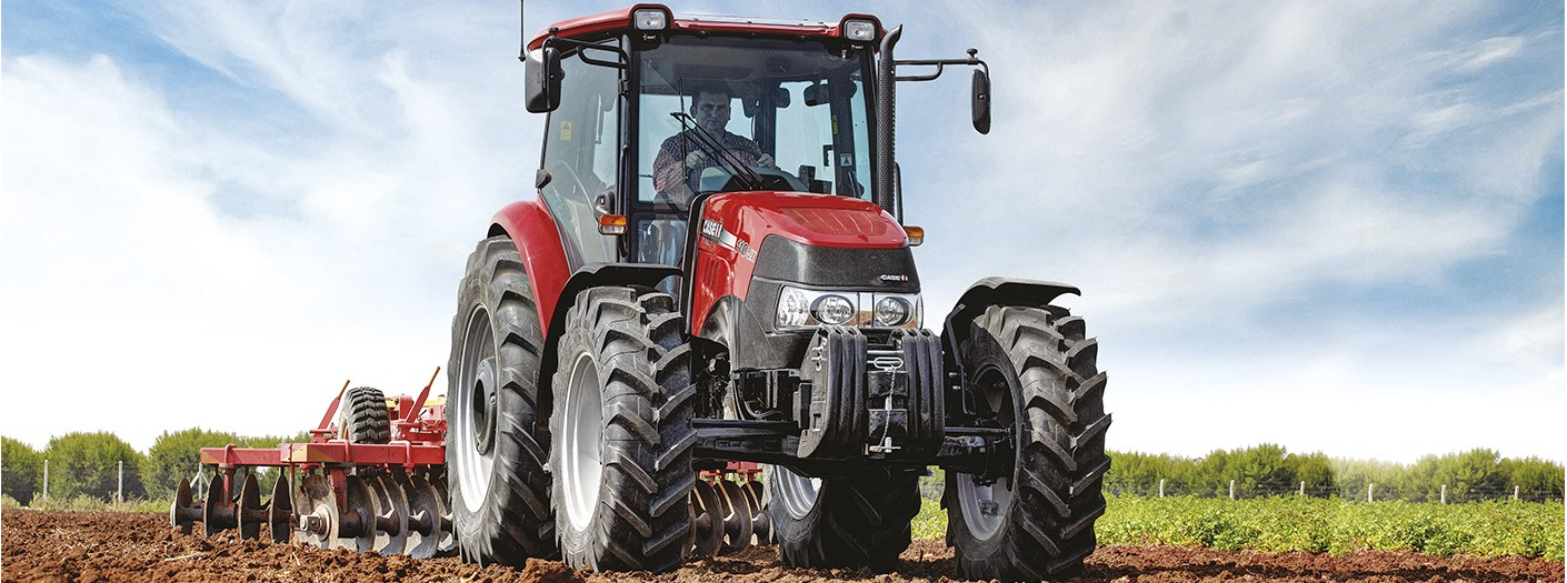 Трактор Case IH Farmall JX 110