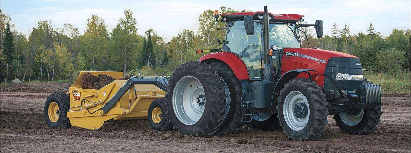 Трактори Case IH Puma
