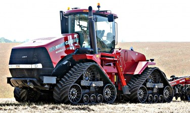 Трактор Case IH Quadtrac 500