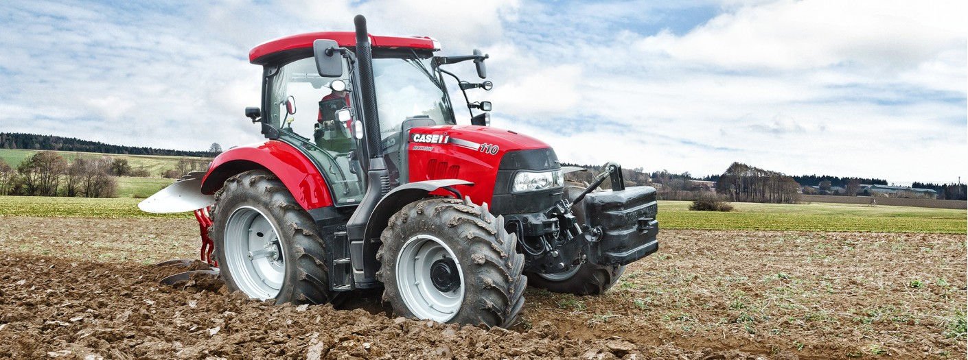 Трактор Case IH Maxxum 110