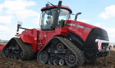 Трактор Case IH Quadtrac 450