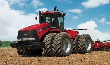Трактор Case IH Steiger 600