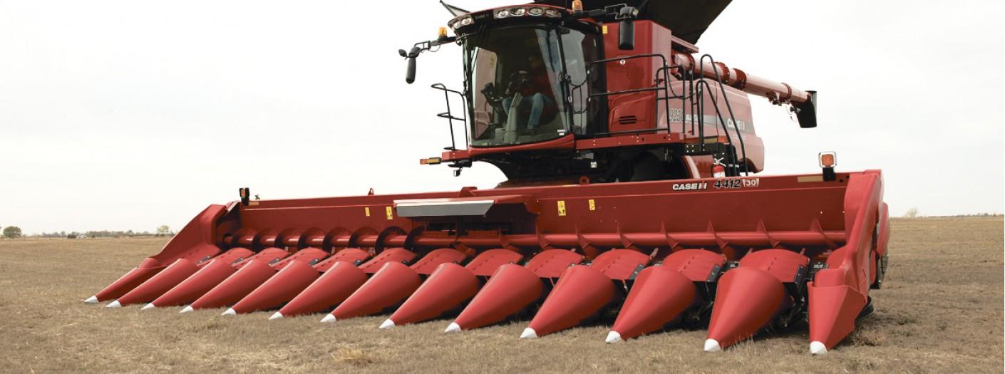 Жатки для уборки кукурузы Case IH 4400