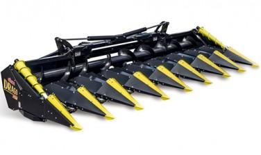 Жатки для уборки кукурузы серии Olimac Drago GT
